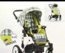 Детская коляска IZACCO Z1 эко-кожа SL05