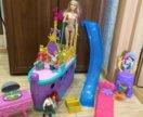 Волшебный корабль Ариэль с фигурками