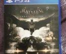 Batman Arkham Knight для PS4