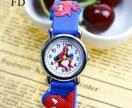 Детские часы новые