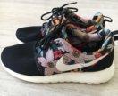 Кроссовки лимитка Nike Roshe Run Aloha р. 37.5