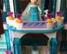 Лего замок Холодное сердце