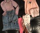 Детская одежда для дачи