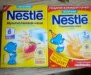 Каша Нестле молочная
