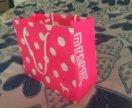 Пакет pink Victoria's Secret