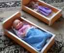 Кроватки для кукол:)) осталась только 1 штучка