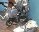 Детская коляска 3в1 adamex neon