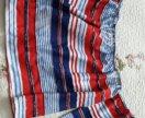 Блуза укороченная