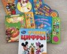 Набор детских говорящих и музыкальных книг