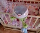 Мобиль на детскую кроватку!
