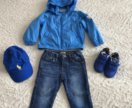 Модный набор на мальчика