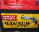 Аккумулятор Магнум