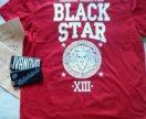 Футболка BLACK STAR любого цвета и размера