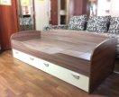 Кровать с ящиками Вальс