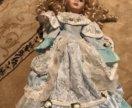 Кукла фарфорова