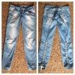 Летние джинсы AMN, р.26