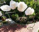Цветы, свадьба, регистрация, оформление, декор