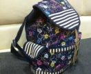 Удобный рюкзачек