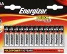 Батарейки Energizer AAА