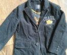 Фирменный пиджак,рост 104