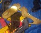 Туфли на каблуке за 3 пары 1000 рублей