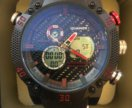 Новые спортивные часы