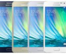 Samsung Galaxy A3(2015)Васстановленные.