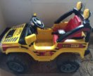 Детский автомобиль на аккумуляторе