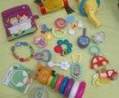 Фирменные игрушки пакетом