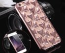 Новый блестящий силиконовый чехол на айфон 6 с s