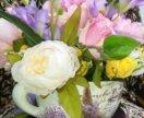 Топиария цветочная чашка