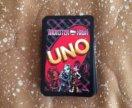 Карточная детская игра монстр хай uno