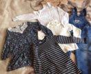 Одежда на девочку 3-4 года