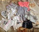 Одежда на девочку 2-4 года