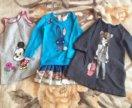 Платья на 4-6 лет
