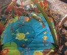 Развивающий коврик Tiny Love Лесное озеро