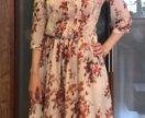Платье с гипюром Love Republic 44(M)