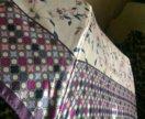 Зонт женский fabretti НОВЫЙ фиолетовый розовый син