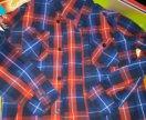 Рубашка на мальчика 104/110