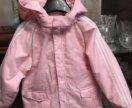 Куртка Adidas размер 110-116