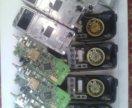 Запчасти и р/с б/у ICOM IC-F3GS