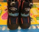 Зимние ботинки-дутики