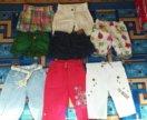 Фирменные шорты для девочки