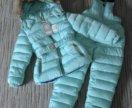 Комплект на Зиму ( комбинезон и куртка )