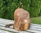 Gilda Tonelli рюкзак Италия натуральная кожа