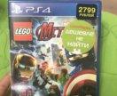 Игра LEGO Marvel Мстители на PS4