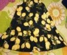 Новое платье хлопок