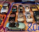 Продаю модельки автомобилей