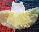 Платье д/девочки 1,5-2 года