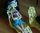 """""""Monster High """" Клео Де Нил"""